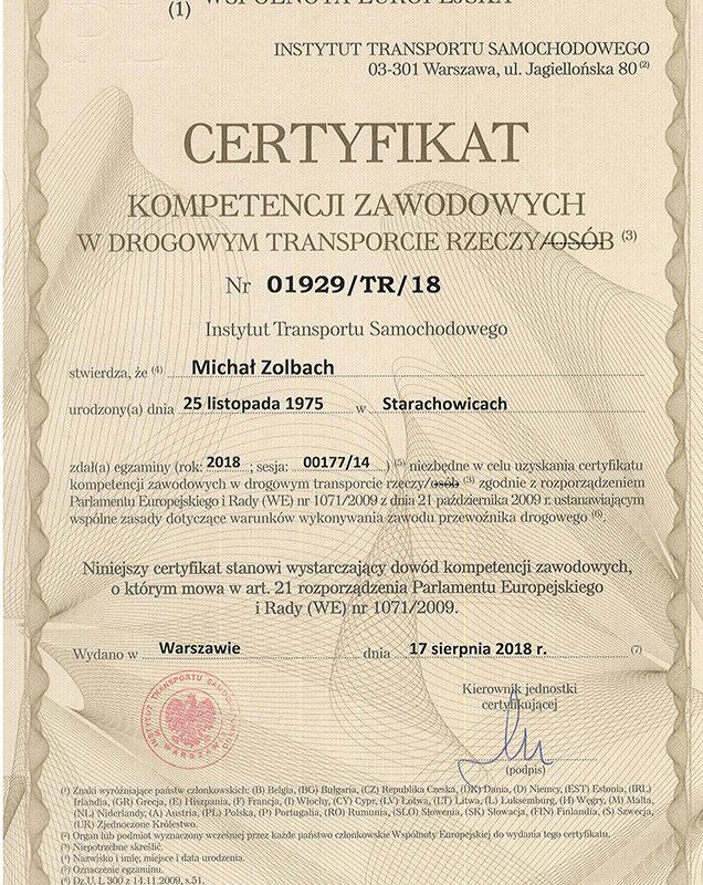 certyfikat-przewoz-rzeczy-b